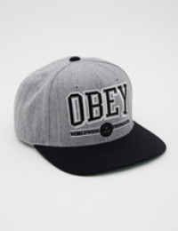 Obey Clothing UK | Obey Snapback Cap | Obey T shirt, Obey Hoodie