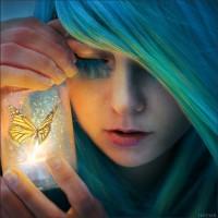 Touch Of Wonder by Iluviar Art - Fantasy Artist