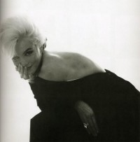 "Blog Sovena ""Marilyn by Bert Stern naked"