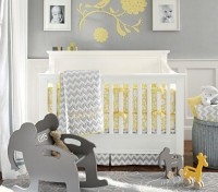 Georgia Nursery Bedding Set | Pottery Barn Kids