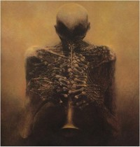 Paintings by Polish artist Zdzislaw Beksinski — Lost At E Minor: For creative people