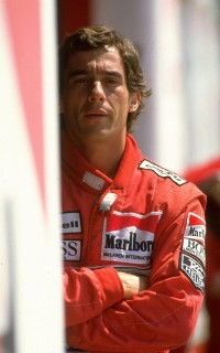 F&O Forgotten Nobility - asaucerfulofwheels: Senna '90