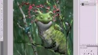 Create creatures like Bobby Chiu in Photoshop (with artist audio) - YouTube