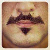 Mustache: Batman style - Win Picture