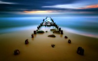 blue,water water blue clouds nature beach sand seas dock long exposure skyscapes 1920x1200 wallpaper – blue,water water blue clouds nature beach sand seas dock long exposure skyscapes 1920x1200 wallpaper – Clouds Wallpaper – Desktop Wallpaper