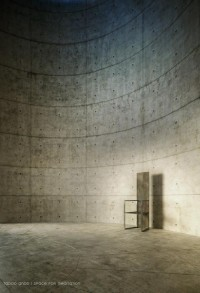Pixela Render » Blog Archive » Space For Meditation by Tadao Ando
