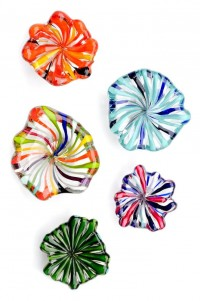 Color Burst Glass Magnet | LEIF