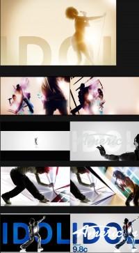 American Idol - Nate Howe Freelance Design + Direction artistique