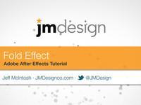 AE Tutorial - Fold Effect on Vimeo