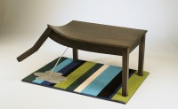 Ordinary to extraordinary. Furniture design by Judson Beaumont at Straight Line Designs | LivingDesign