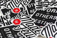 30 Creative Examples of Sticker Design | inspirationfeed.com