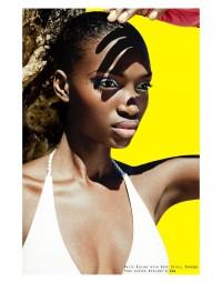 Gaye McDonald by Marco Trunz for Fashion Gone Rogue