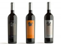 Villa Lyubimets Wine Selections on Packaging Design Served