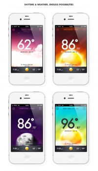 Sky Weather App - WhyDontWeTry
