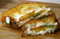 Grilled Cheese Social: Fabrice Fabrice Caprese