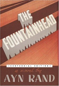 The Book Cover Archive: The Fountainhead, design by
