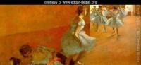 Dancers Climbing the Stairs 1886 90 - Edgar Degas - www.edgar-degas.org