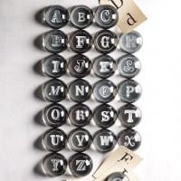Alphabet Paperweights | west elm