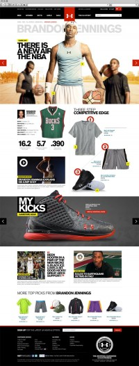 Under Armour - Badrul Rupak