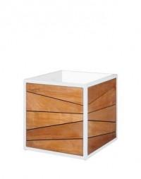 MAZZAMIZ Cube Planter small :: MAMAGREEN™ Outdoor Furniture Sydney Australia