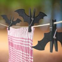 Fancy - Bat Peg Clips