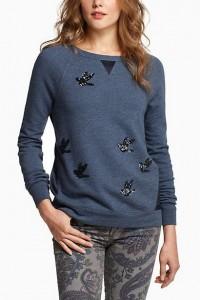 Sequined Migration Pullover - Anthropologie.com