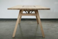 Larch Table | Leibal Blog