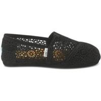 Toms TOM CLAS/CROC BK (174) 001096B10 Shoes Boots Sandals Sneakers Toronto GetOutside
