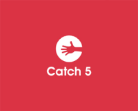 catch5 by Logomotive