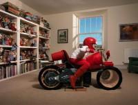 Creative Photos of Kids Enjoying Make-Believe Activities at Home