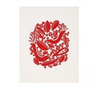 Kids' Posters, Prints & Art: Limited Edition Red Birds Wall Art in All Wall Art