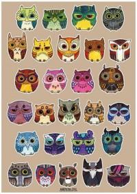 owls. / .