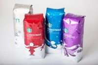 It's Christmas time at Starbucks - TheDieline.com - Package Design Blog