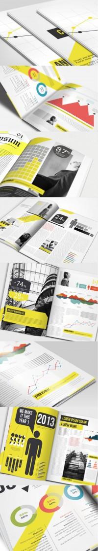 Annual Report Brochure Ver 2.0 - Brochures - Creattica