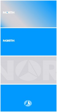 NORTH - Logos - Creattica