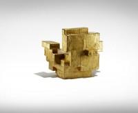 Studio Nucleo, Primitive Gold, Primitive collection, Nilufar, Piergiorgio Robino, Stefania Fersini | Studio Nucleo