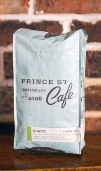 Prince Street Cafe - The Dieline -