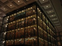 gordon bunshaft - beinecke library | Flickr – ?????