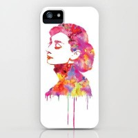 Audrey iPhone Case by Fimbis | Society6