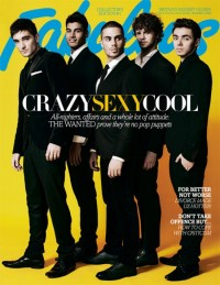 The Wanted are this week's Fabulous cover stars « FabulousMag – Keeping you Fabulous, 24 hours a day