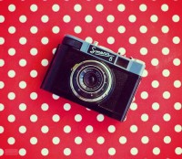 Fine Art Photography love vintage smena camera by libertadleal