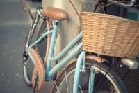Watercolor Bike print bikes art biker bicycle by BasicDesign