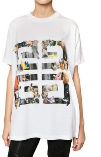 Givenchy Animal Logo Tee Tshirt White XS | eBay