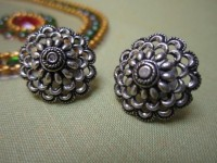 Oxidized Earrings - Craftsia - Indian Handmade Products & Gifts
