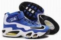 white/grey ken griffey jr 2011 shoes