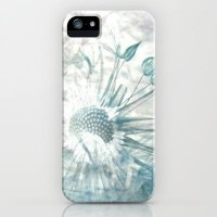 Dandy Blue iPhone Case by Ally Coxon | Society6
