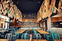 Nando's in Ashford by Blacksheep - Design Milk