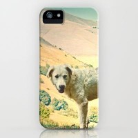 Dogscape iPhone Case by pascal+ | Society6