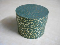 Circular Chocolate / Dry Fruit Box - Craftsia - Indian Handmade Products & Gifts
