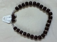 Big Moti Mala ( Brown ) - Craftsia - Indian Handmade Products & Gifts